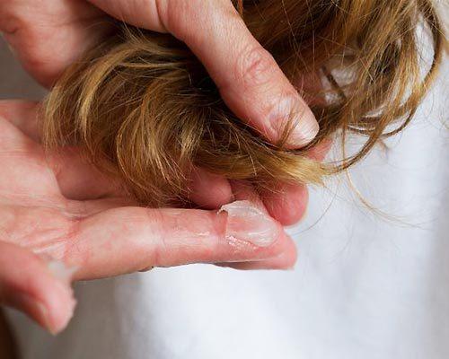 خواص وازلین برای مو سر, وازلین برای موخوره, وازلین برای موهای خشک, مضرات وازلین,