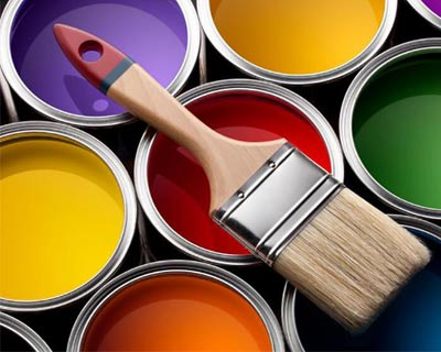 کربنات کلسیم در رنگسازی